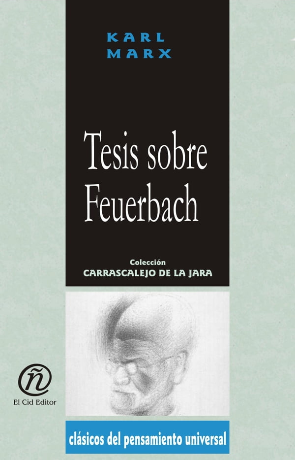 thesis on fuerbach