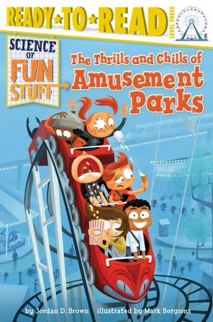 The Thrills and Chills of Amusement Parks with audio recording