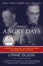 Those Angry Days Cover Image