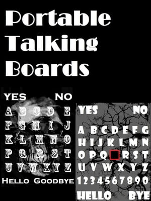 Portable Talking Boards