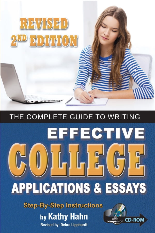 effective college application essay This workshop is about what you can do to write effective college essays college admissions essays are unlike the essays writing college application essays.
