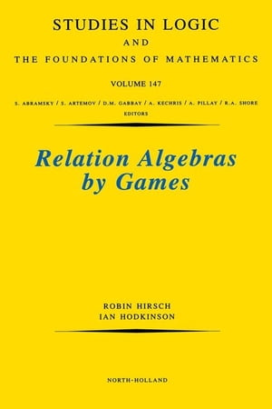 Relation Algebras by Games
