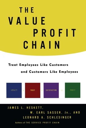 The Value Profit Chain Treat Employees Like Customers and Customers Like