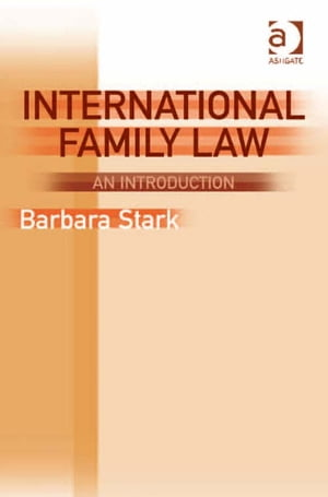 International Family Law An Introduction