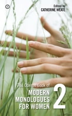 The Oberon Book of Modern Monologues for Women: Volume Two Cover Image