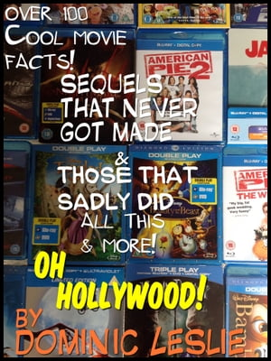 Oh Hollywood Stuff On Movies From A Film Geek