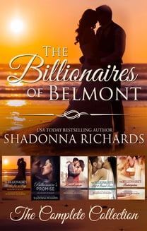 Billionaires of Belmont Boxed Set (Books 1-5): The Complete Series