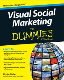 Visual Social Marketing For Dummies