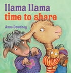 Llama Llama Time to Share Cover Image