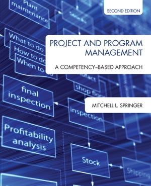 Project and Program Management A Competency-Based Approach