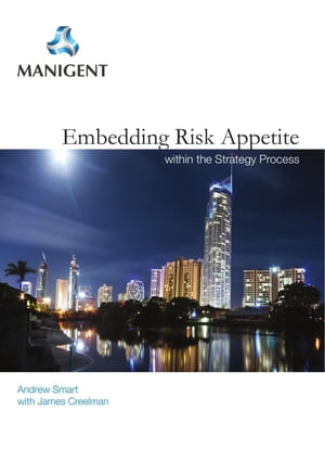 Embedding Risk Appetite Within the Strategy Process