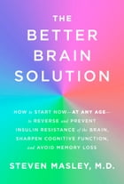 The Better Brain Solution Cover Image