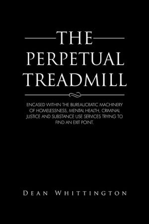 The Perpetual Treadmill Encased within the bureaucratic machinery of homelessness,  mental health,  criminal justice and substance use services trying t