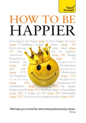 How to Be Happier: Teach Yourself (New Edition) Ebook Epub