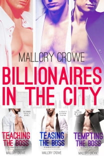 Billionaires In The City Box Set Books 1-3