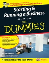Liz Barclay - Starting and Running a Business All-in-One For Dummies