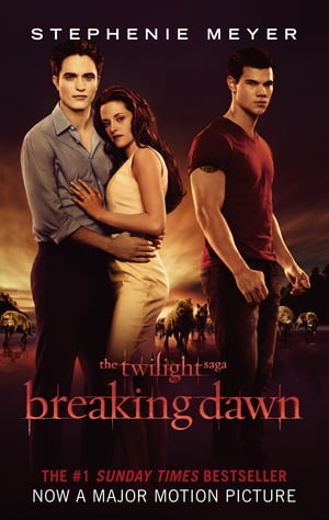 Breaking Dawn Twilight,  Book 4