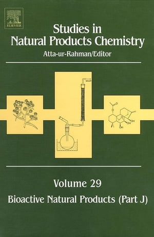 Studies in Natural Products Chemistry Bioactive Natural Products (Part J)