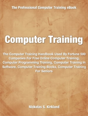 Computer Training Used By Fortune 500 Companies Free Online Computer Training,  Computer Programming Training,  Computer Training In Software,  Computer