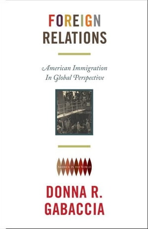 Foreign Relations American Immigration in Global Perspective