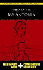 My Antonia Thrift Study Edition Cover Image