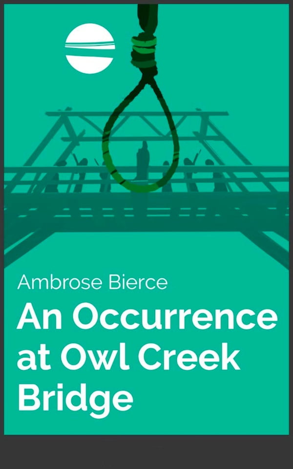 what is an occurrence at owl creek bridge about