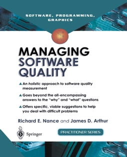 Managing Software Quality