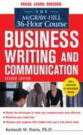 The McGraw-Hill 36-Hour Course in Business Writing and Commu