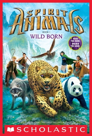 Spirit Animals Book 1: Wild Born