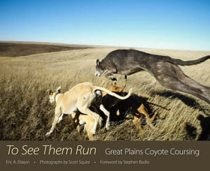 To See Them Run Great Plains Coyote Coursing