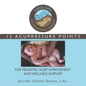 12 Acupressure Points for Pediatric Sleep Improvement and Wellness Support