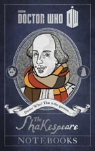 Doctor Who: The Shakespeare Notebooks Cover Image