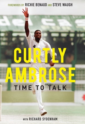 Sir Curtly Ambrose Time to Talk