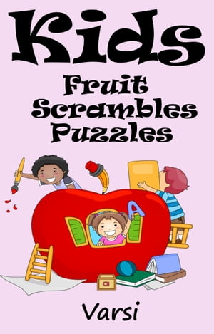 Kids Fruit Scrambles Puzzles