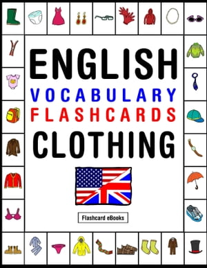 English Vocabulary Flashcards: Clothing