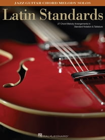 Latin Standards (Songbook)