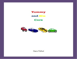 Tommy and His Cars
