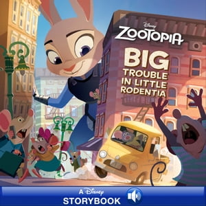 Zootopia: Big Trouble in Little Rodentia