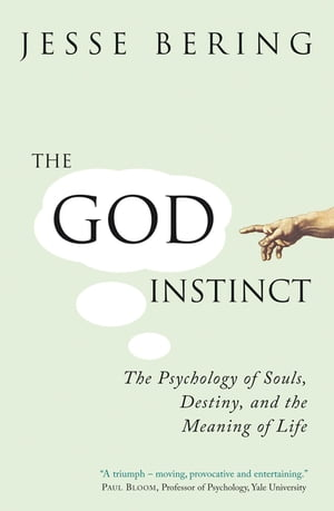 The God Instinct The Psychology of Souls, Destiny and the Meaning of Life