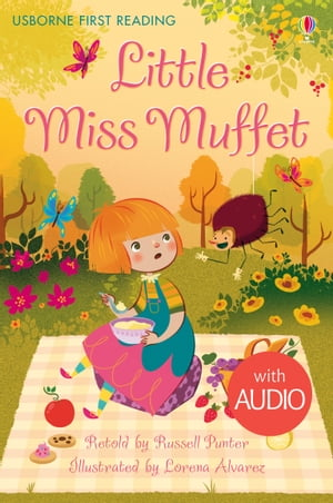 Little Miss Muffet: Usborne First Reading: Level Two