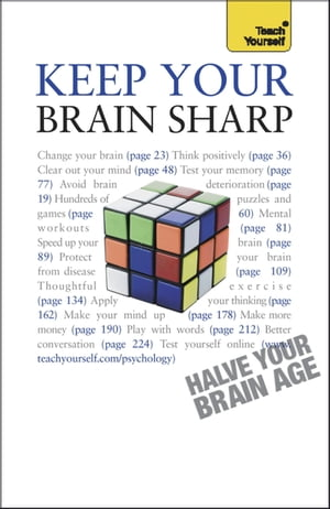 Keep Your Brain Sharp: Teach Yourself