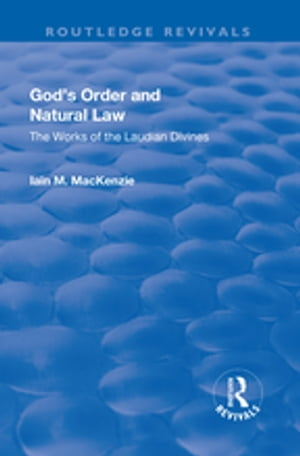 God's Order and Natural Law
