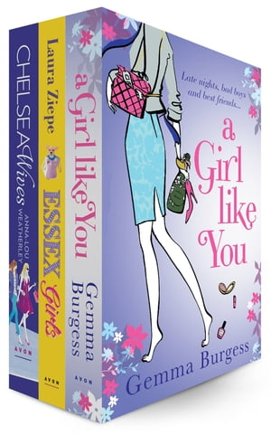 Girls Night Out 3 E-Book Bundle