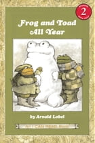 Frog and Toad All Year Cover Image