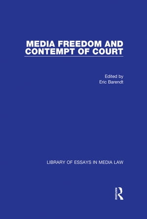 media freedom and regulation
