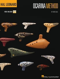Hal Leonard Ocarina Method