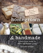 Homegrown &Homemade Cover Image
