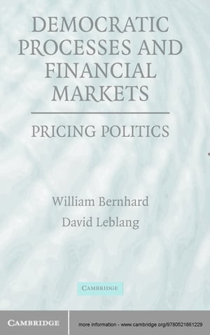 Democratic Processes and Financial Markets Pricing Politics