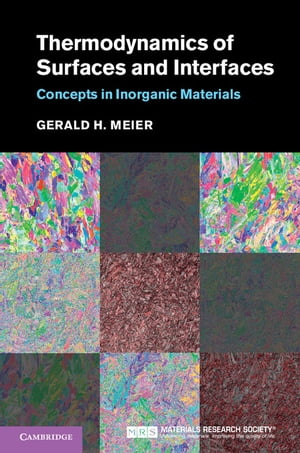 Thermodynamics of Surfaces and Interfaces Concepts in Inorganic Materials