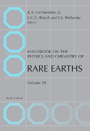 Handbook on the Physics and Chemistry of Rare Earths